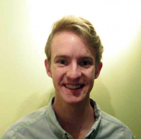 Photo of Dylan Harding